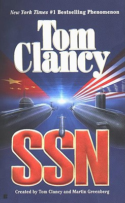 SSN - Clancy, Tom, and Greenberg, Martin