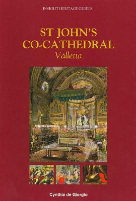 St. John's Co-Cathedral, Valletta - De Giorgio, Cynthia
