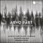 Stabat: Arvo Pärt, Peteris Vasks, James Macmillan