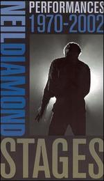 Stages: Performances 1970-2002 [Bonus DVD]