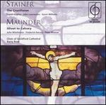 Stainer: The Crucifixion; Maunder: Olivet to Calvary