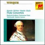 Stamitz, Richter, Haydn, Gluck: Flute Concertos