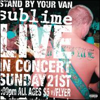 Stand by Your Van [LP] - Sublime
