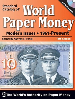 """Standard Catalog of"" World Paper Money Modern Issues: 1961-present - Cuhaj, George S., Ed"