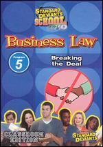 Standard Deviants School: Business Law, Program 5