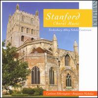 Stanford: Choral Music - Benoit André (treble); Carleton Etherington (organ); Christopher Borrett (bass); Christopher Monk (bass);...