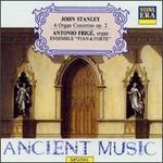 Stanley: Organ Concertos (6) Op.2