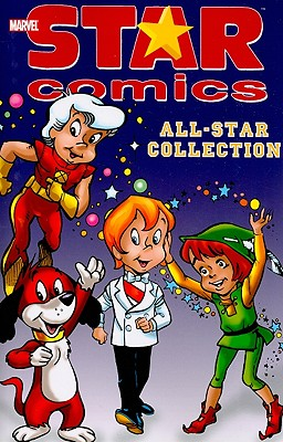 Star Comics, Volume 1: All-Star Collection - Herman, Lenny, and Kay, Stan, and Jacobson, Sid, Ph.D.