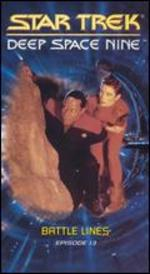 Star Trek: Deep Space Nine: Battle Lines