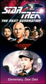 Star Trek: The Next Generation: Elementary, Dear Data