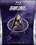 Star Trek: The Next Generation - Season Six [6 Discs] [Blu-ray]