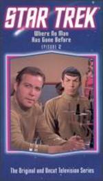 Star Trek: Where No Man Has Gone Before