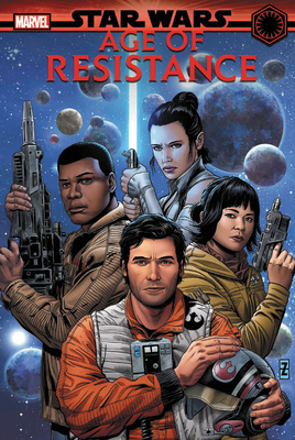 Star Wars: Age of Resistance - Taylor, Tom (Text by), and Wilson, G Willow (Text by), and Eliopoulos, Chris (Text by)