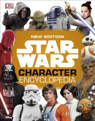 Star Wars Character Encyclopedia, New Edition - DK