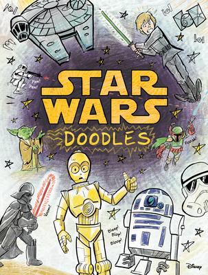 Star Wars Doodles - Giallongo, Zack