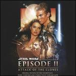 Star Wars Episode II: Attack of the Clones [Silver/Blue Vinyl]