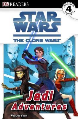 Star Wars Jedi Adventures - Scott, Heather