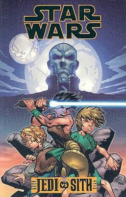 Star Wars: Jedi vs. Sith - Bachs, Ramon F, and Fernande, Raul, and Dark Horse Comics, and Fernandez, Raul