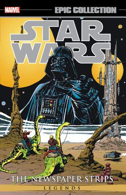 Star Wars Legends Epic Collection: The Newspaper Strips Vol. 2 - Goodwin, Archie