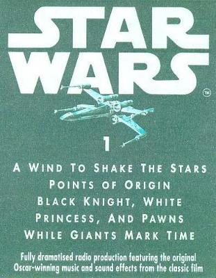 Star Wars: Points of Origin v.1 - Lucas, George, and Hamill, Mark (Read by), and Daniels, Anthony (Read by)