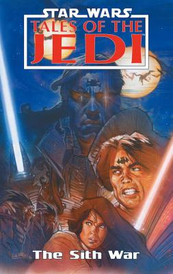 Star Wars: Tales of the Jedi - The Sith War - Veitch, Tom, and Carrasco, Dario, Jr., and Various