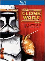 Star Wars: The Clone Wars - The Complete Season One [3 Discs] [Blu-ray]