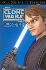 Star Wars: The Clone Wars - The Complete Season Three [4 Discs]