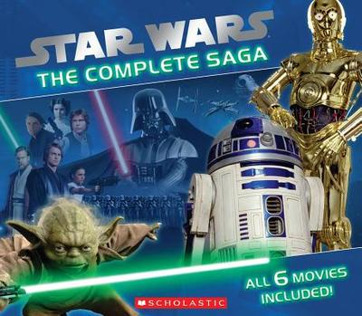 Star Wars: The Complete Saga - Scholastic, and Fry, Jason