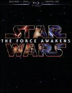 Star Wars: The Force Awakens [Includes Digital Copy] [Blu-ray/DVD]