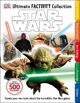 Star Wars Ultimate Factivity Collection - DK