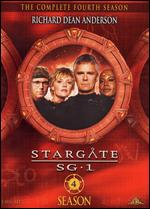 Stargate SG-1: The Complete Fourth Season [5 Discs] -