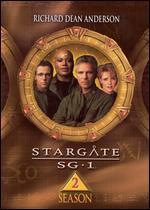 Stargate SG-1: The Complete Second Season [5 Discs]