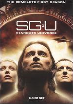 Stargate Universe: The Complete First Season [6 Discs]