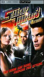 Starship Troopers 3: Marauder [UMD]