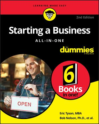 Starting a Business All-In-One for Dummies - Nelson, Bob, and Tyson, Eric