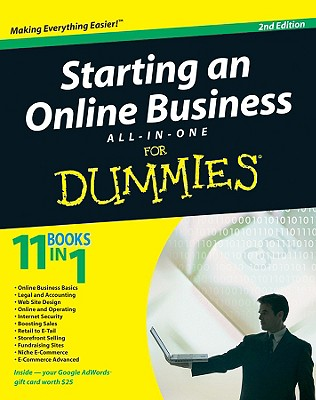 Starting an Online Business All-In-One for Dummies - Belew, Shannon, and Elad, Joel