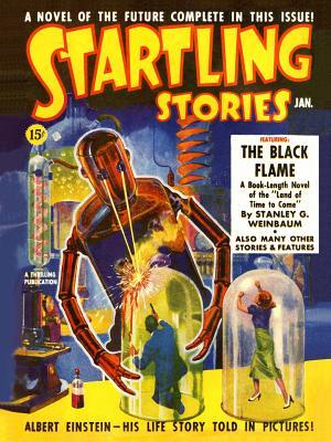 Startling Stories, January 1939 - Weinbaum, Stanley G, and Sharp, D D, and Binder, Eando