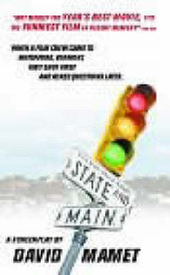 State and Main - Mamet, David (Introduction by)
