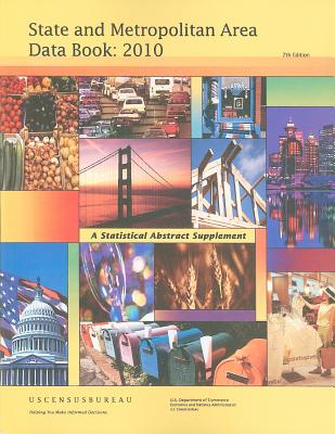 State and Metropolitan Area Data Book: A Statistical Abstract Supplement - Us Census Bureau