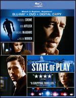 State of Play [2 Discs] [With Tech Support for Dummies Trial] [Blu-ray/DVD] - Kevin Macdonald
