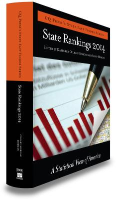 State Rankings 2014; A Statistical View of America - Morgan, Kathleen O'Leary (Editor)