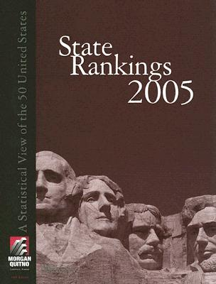 State Rankings: A Statistical View of the 50 United States - Morgan, Kathleen O'Leary (Editor), and Morgan, Scott (Editor)