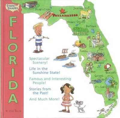 State Shapes: Florida - Bruun, Erik
