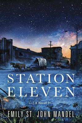 Station Eleven - Mandel, Emily St John