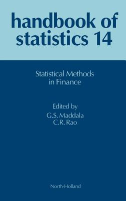 Statistical Methods in Finance (Handbook of Statistics) - Maddala