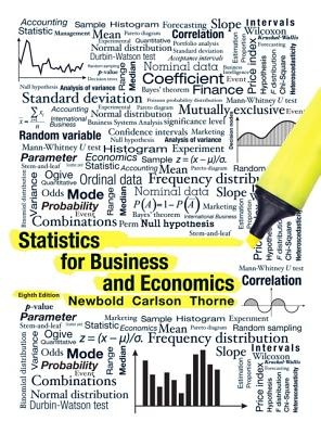 Statistics for Business and Economics - Newbold, Paul, and Carlson, William, and Thorne, Betty