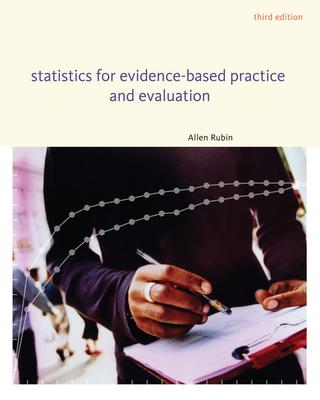 Statistics for Evidence-Based Practice and Evaluation - Rubin, Allen