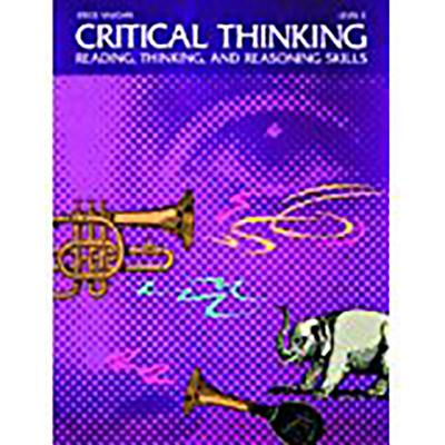 Steck-Vaughn Critical Thinking: Student Edition (Level E) - Steck-Vaughn Company (Prepared for publication by)
