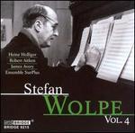 Stefan Wolpe, Vol. 4