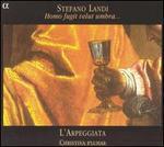 Stefano Landi: Homo fugi velut umbra... - Alain Buet (bass); Johannette Zomer (soprano); L'Arpeggiata; Marco Beasley (tenor); Stephan Van Dyck (tenor)